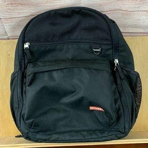 SkipHop Duo Signature Diaper Bag/Backpack